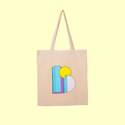 Picture of B Tote Bag